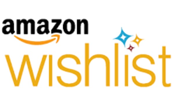 Amazon Wish List updated