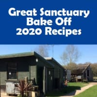 Sanctuary Bake Off Recipes: A5 Booklet